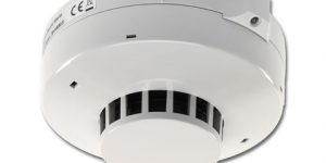photoelectric smoke detectors